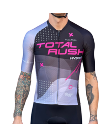 2021 Total Rush Jersey - Black - Unisex