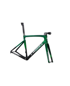 2021 S-Works Tarmac SL7 Frameset Green Tint/Chrome