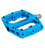 Supacaz Smash Platform Pedal - Thermopoly Blue
