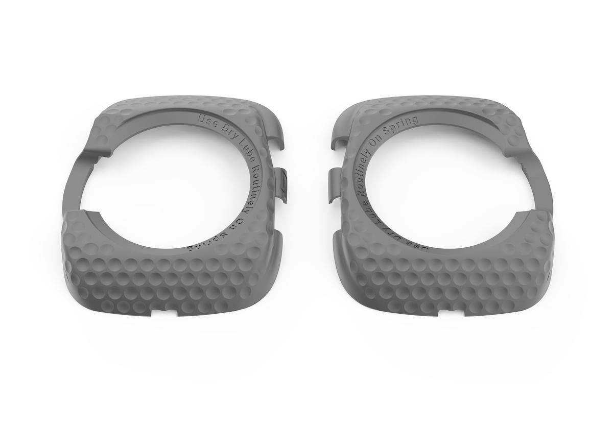 Wahoo NEW Speedplay Standard Action Walkable Cleat Set - Black