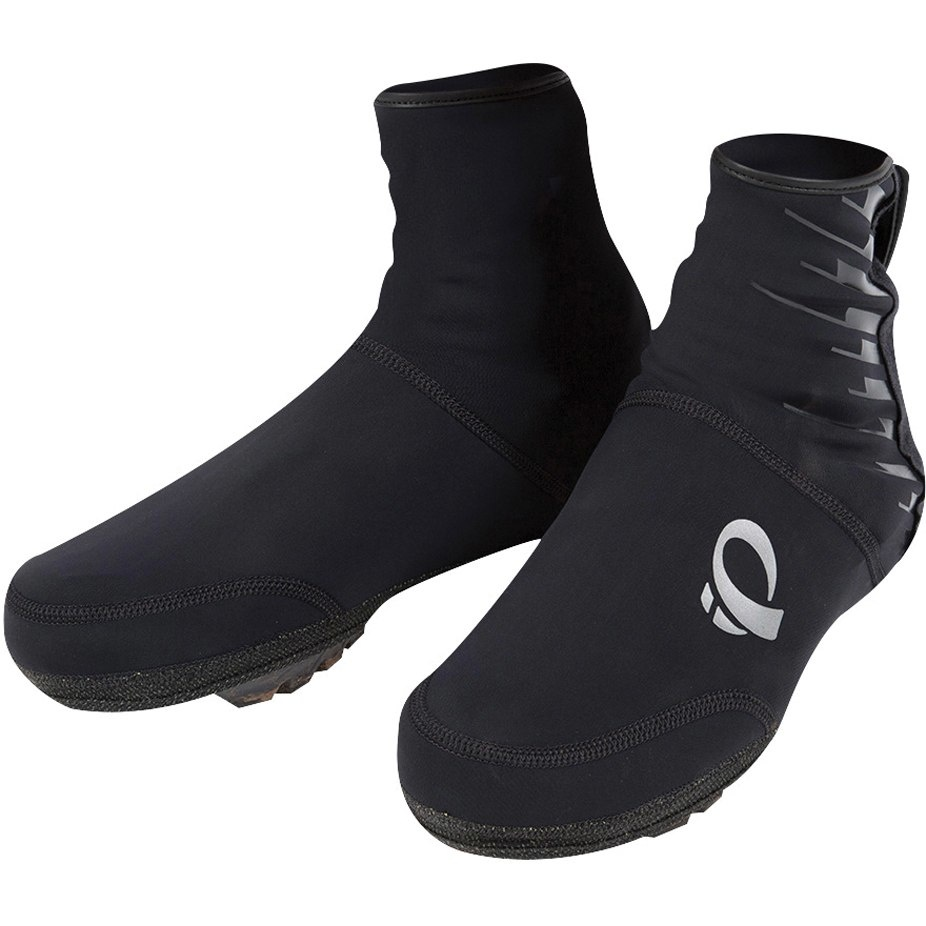 SHOE COVER ELITE SOFTSHELL BLK L