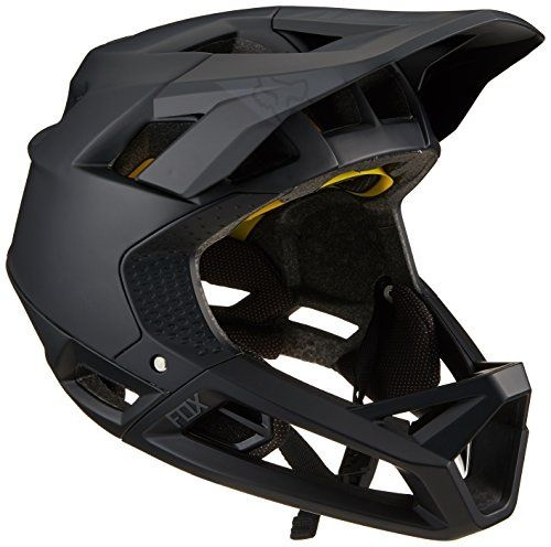 Fox Racing Proframe Helmet - Matte Black