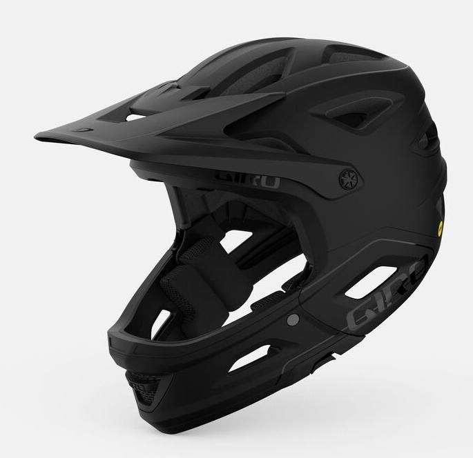 Giro Switchblade MIPS Helmet - Matte Black