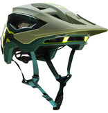 Fox Racing SPEEDFRAME PRO HELMET PINE LARGE