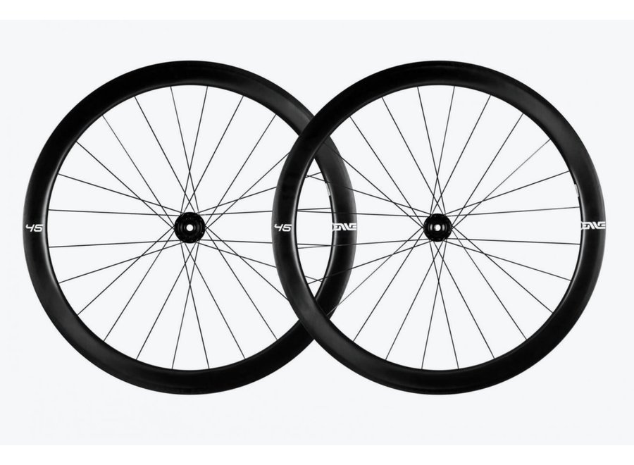 Foundation 45mm Disc Wheelset 12/142 XDR CL