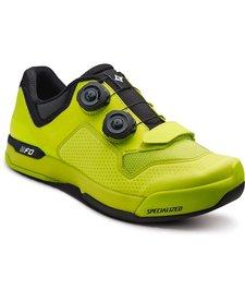 2Fo Cliplite Mtb Shoe Hyp/Blk 44/12