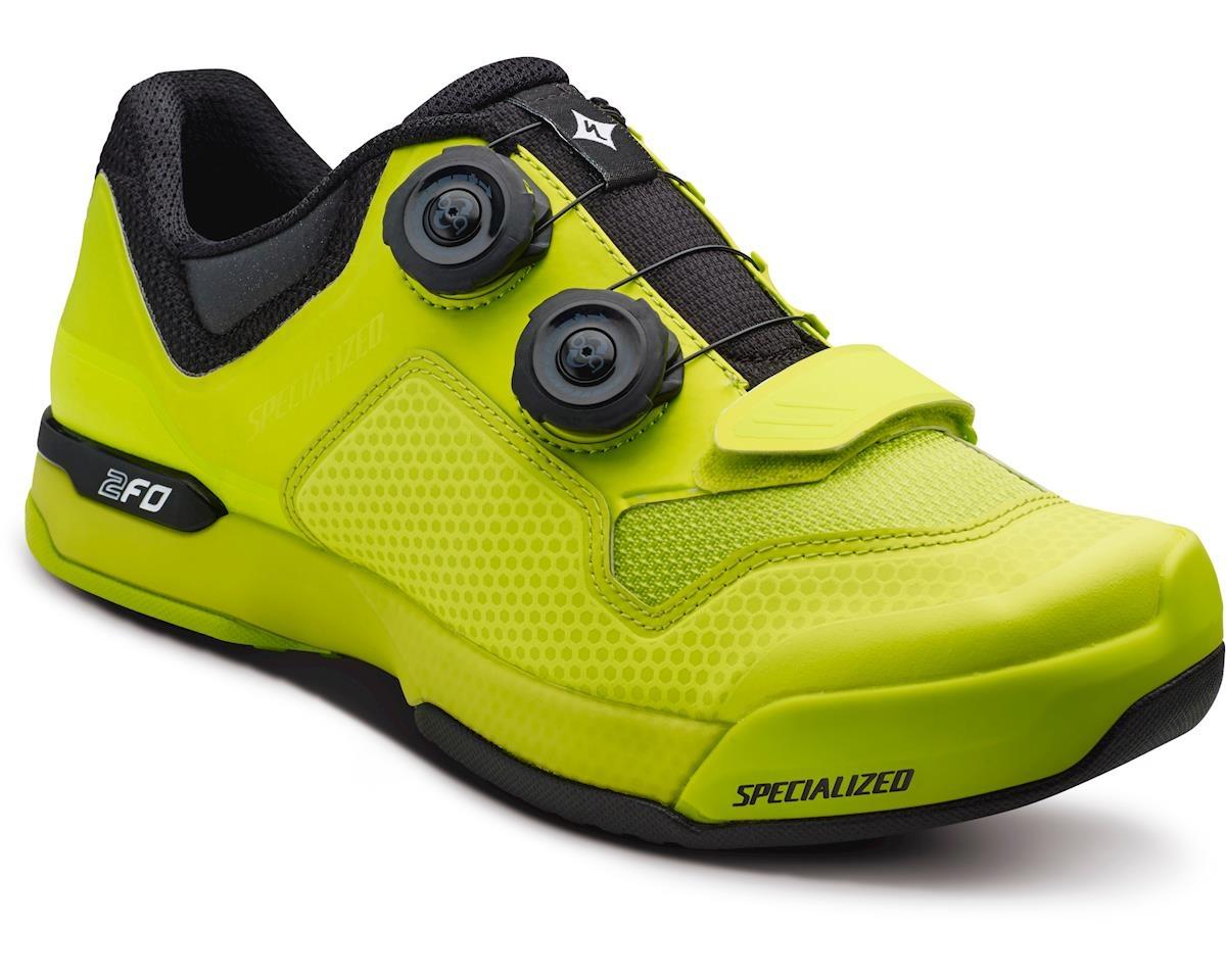 Specialized 2Fo Cliplite Mtb Shoe Hyp/Blk 44/12