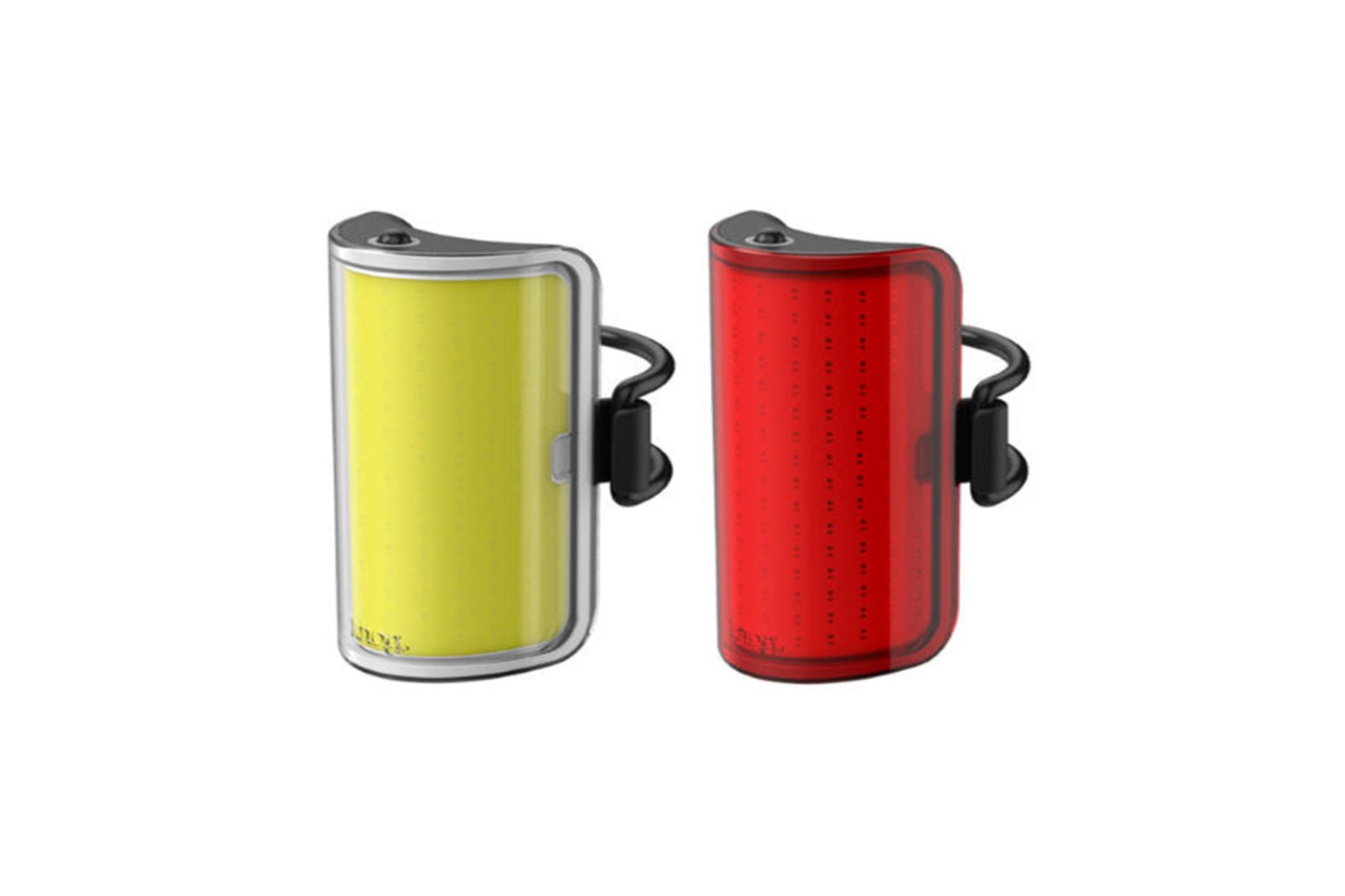 Knog Knog Mid Cobber Twinpack Headlight/Taillight