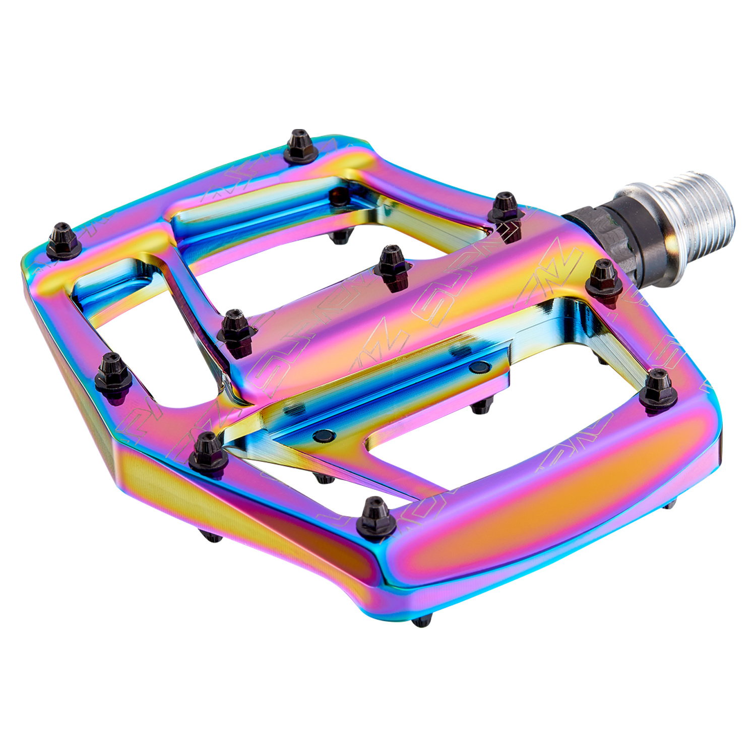 Supacaz ePedal - CNC Alloy Oil Slick