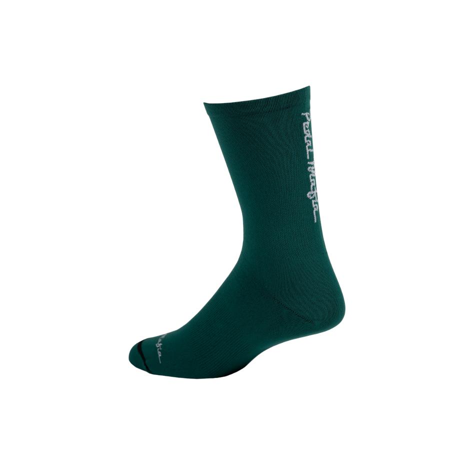 Pedal Mafia Sock British Racing Green