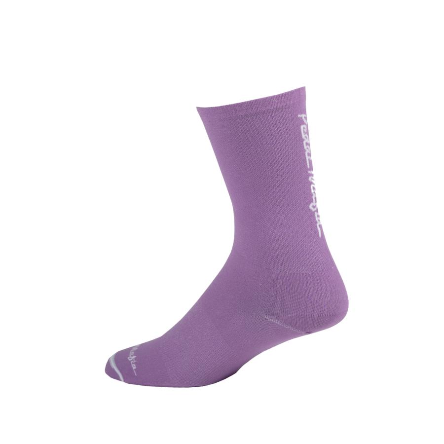 Pedal Mafia Sock - Lilac