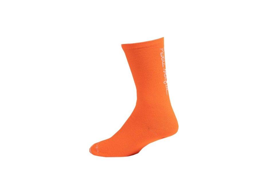 Sock - HV Orange