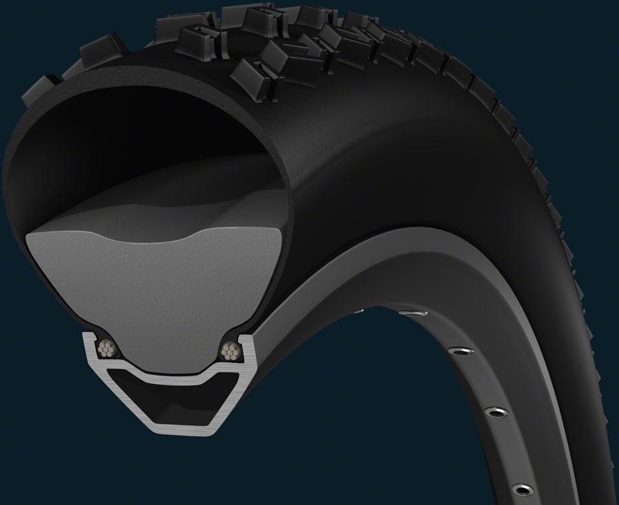 "CushCore Pro Tire Insert 29"" Single - Includes 1 Tubeless Valve"