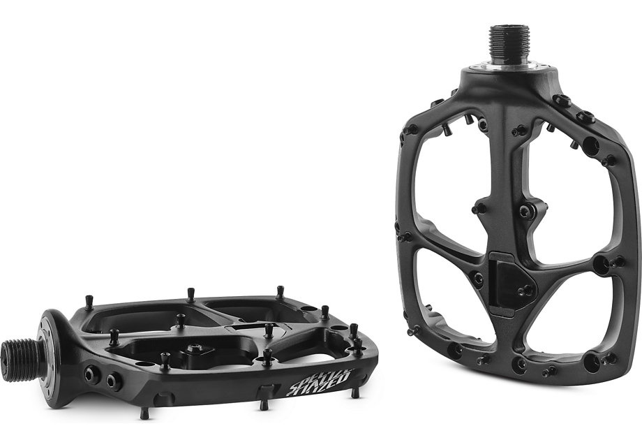 Specialized Boomslang Platform Pedals Black