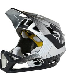 Proframe Vapor Helmet Silver/Black
