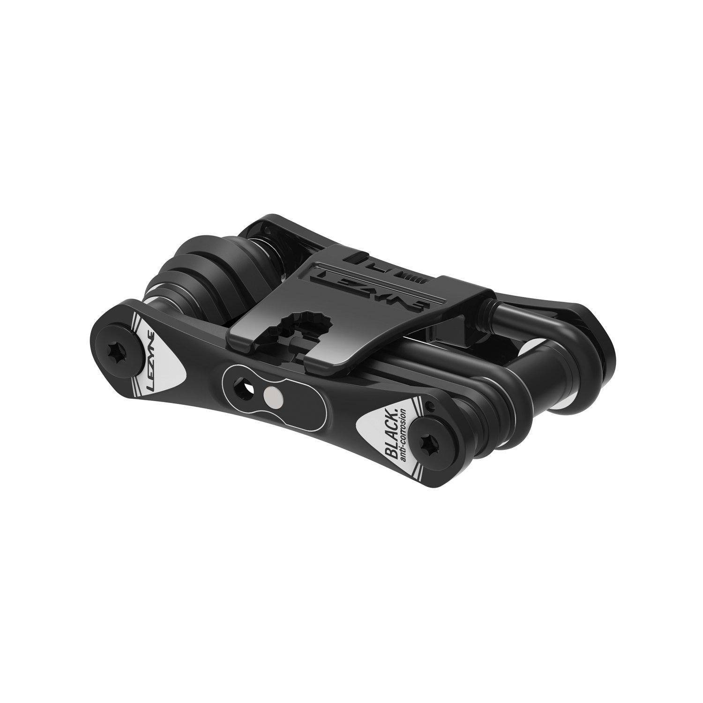 Lezyne RAP II 19 Multi Tool w/CO2, Black