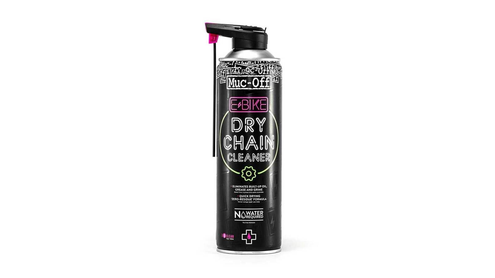 Muc-Off Muc-Off eBike Dry Chain Cleaner 500mm