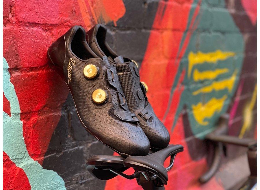 S-Works Road 7 Shoe Sagan Disruption Ltd Blk/Gold