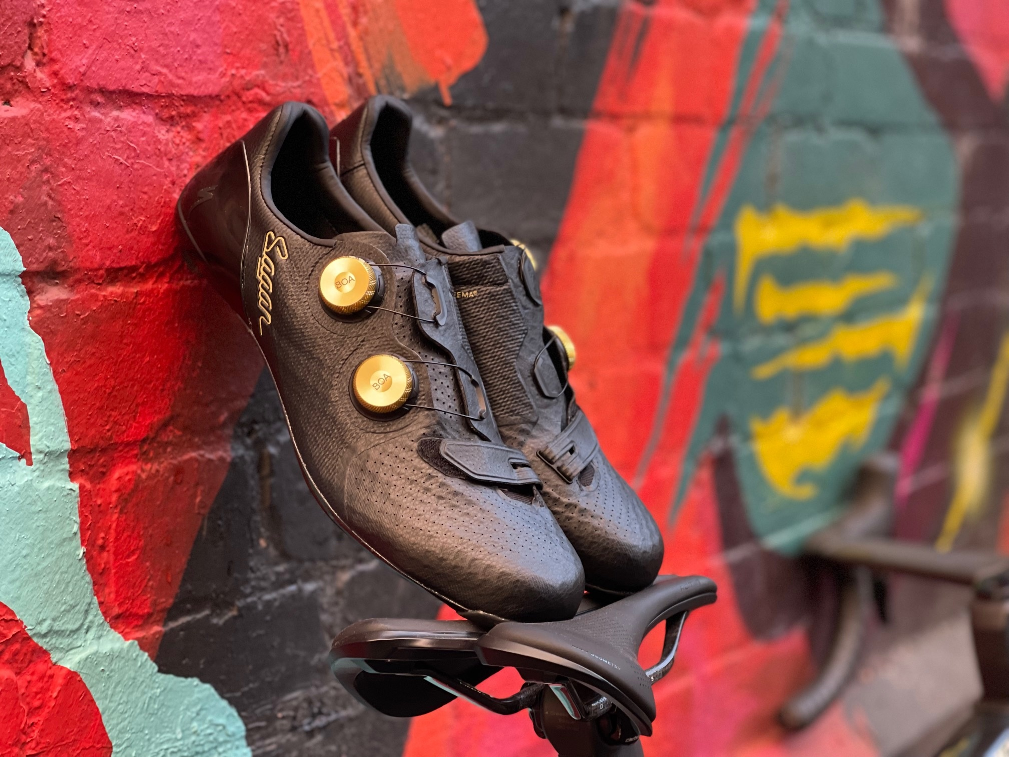 Specialized S-Works Road 7 Shoe Sagan Disruption Ltd Blk