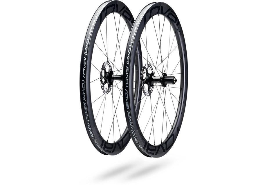 Roval CL 50 Disc Wheelset Satin Carbon/Black