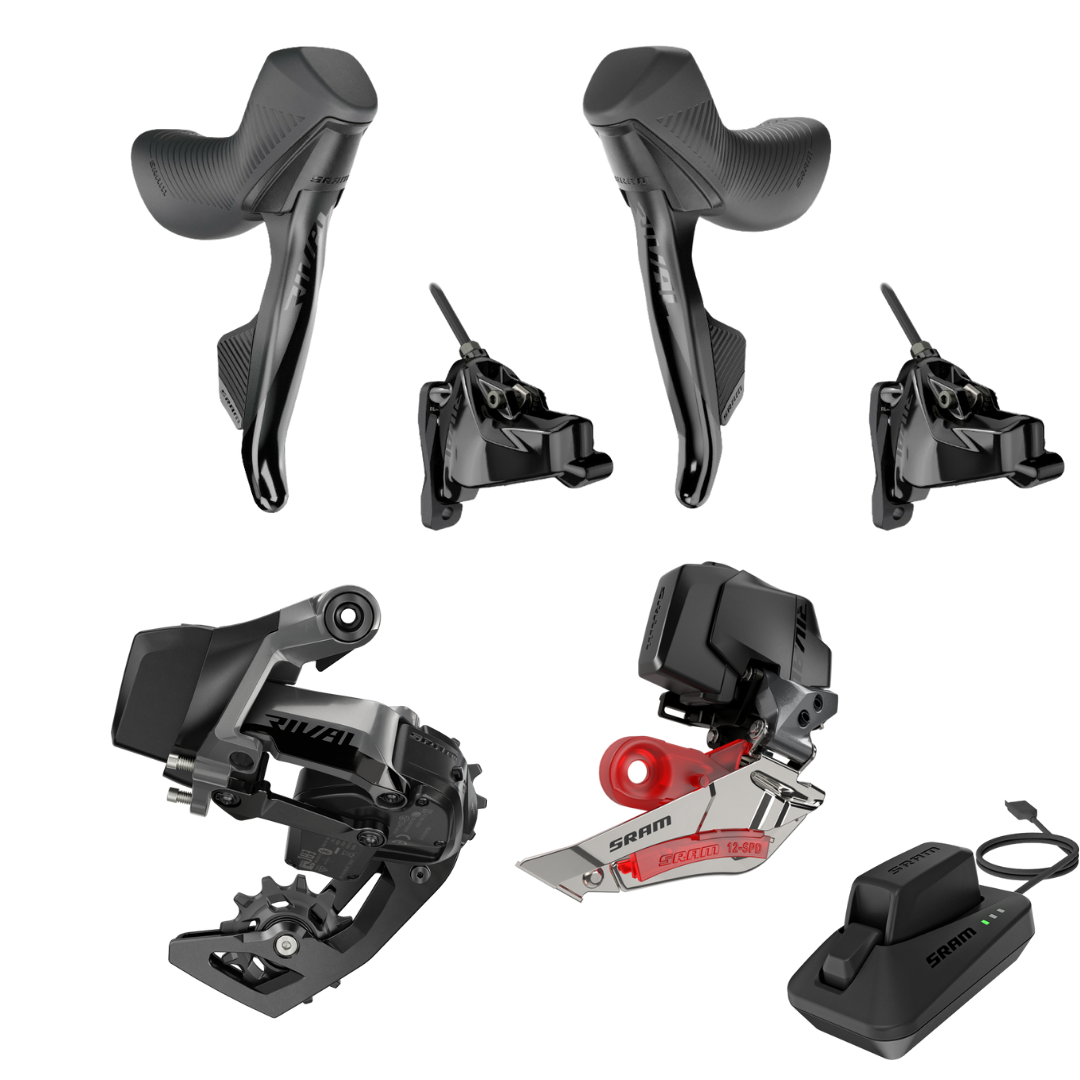 SRAM Rival eTap AXS D1 2x Road - Upgrade Kit