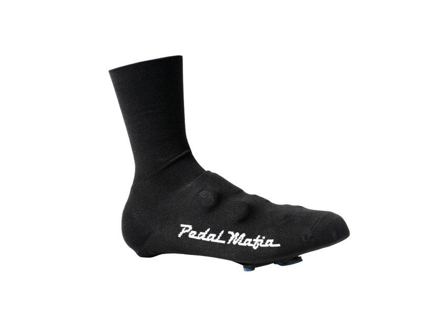 Pedal Mafia Over Sock Black / White