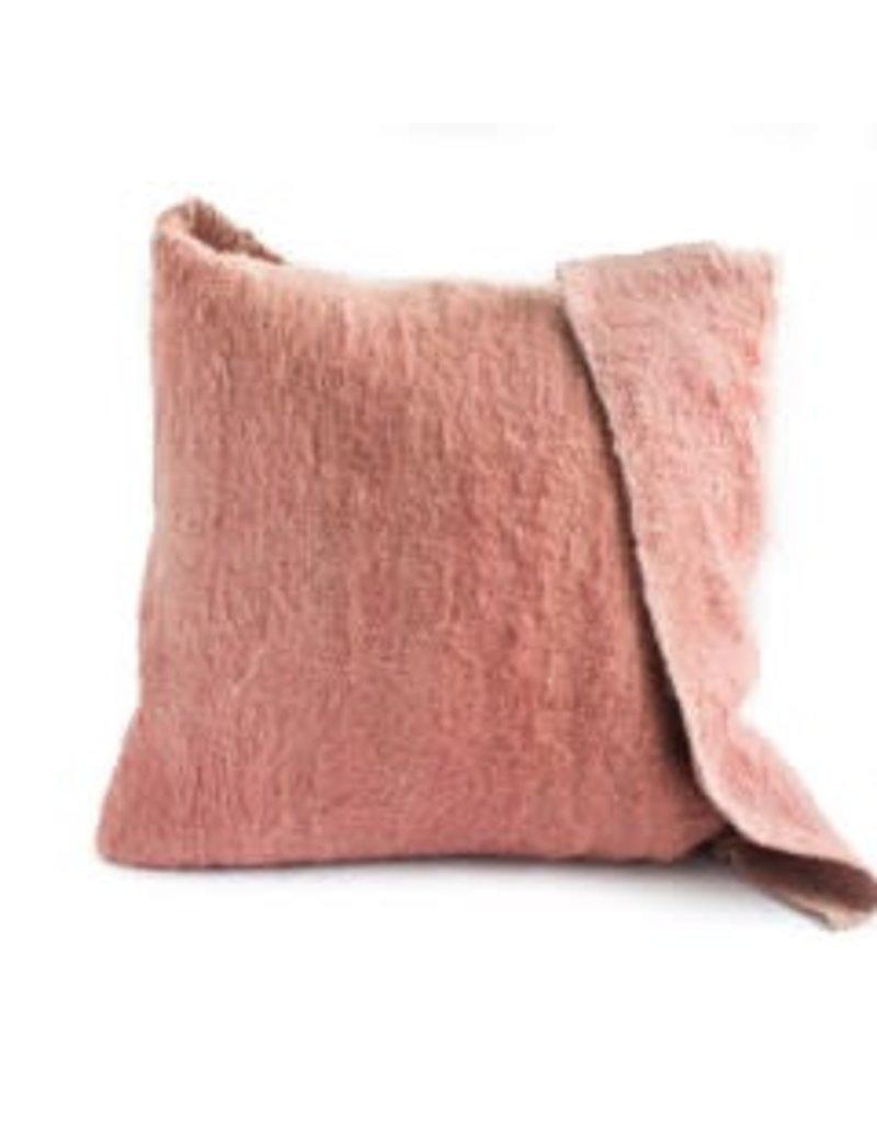 Katar Cushion | Rose w insert| 25 x 25