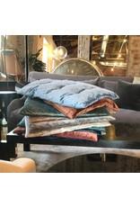Saba Vegas Velvet Pillow  59 Turquoise