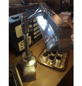 Antique Chrome Desk Lamp