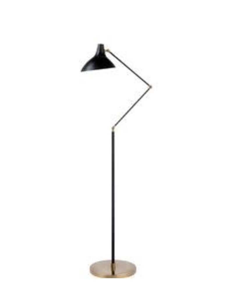 Charlton Floor Lamp #ARN 1006BLK