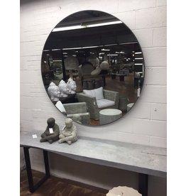 Round Clear Mirror  TX