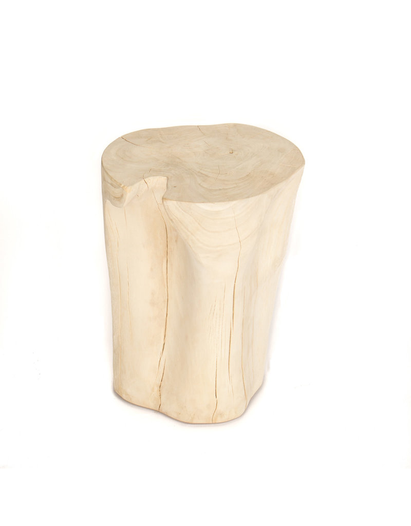 Bleached Stool