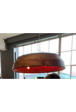 Industrial Cog Pendant Light