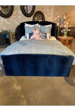 Arabella Queen Bed - matteo indigo