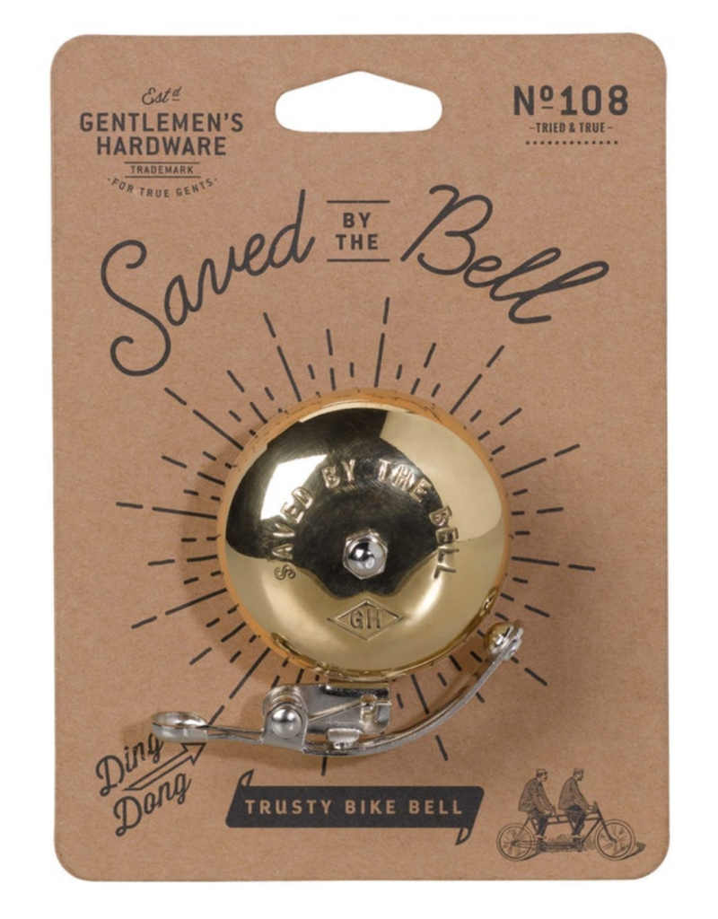 Brass Vintage Bicycle Bell