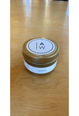 AW Gold Travel Candle - Santal