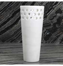 Kelly Wearstler | Perforated Vase - small