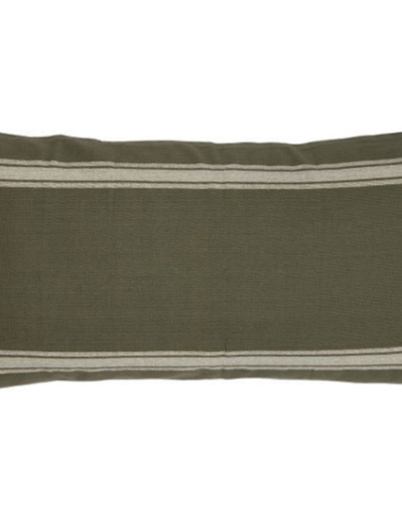 Admiral Cushion - Olive 48 x 90 with insert