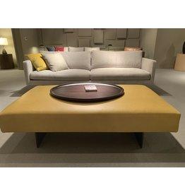Two Arm Sofa - dark bronze