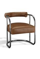 Ralph Lauren | City Modern Chair-Stainless