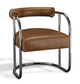 Ralph Lauren | City Modern Chair-Stainless