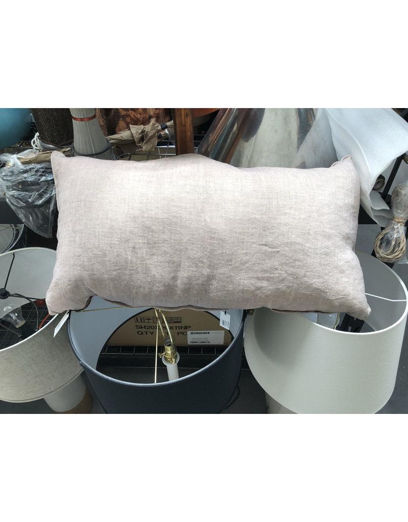Boulder Lumbar Pillow - lilac