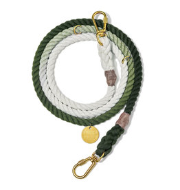 Adjustable Leash - Olive Ombre LG