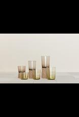 Chroma - glass small - amber