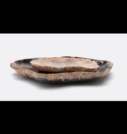 Dashiell Natural Petrified Wood -LRG