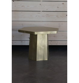 Maurice Brass Table - auction item