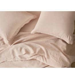 Organic Linen Chambray Queen Sheet set