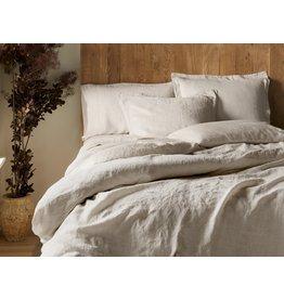 Organic Linen Chambray Duvet Queen