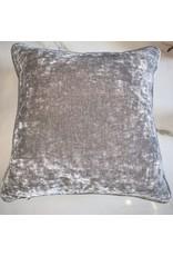 Square Silver  19x19