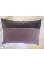 Purple Pillow 15x22